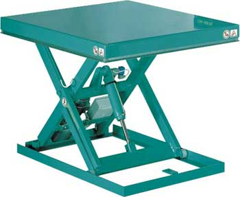 1500LBS CAPACITY ELECTRIC LIGHT DUTY LIFT TABLE WITH 36″ OF TRAVEL