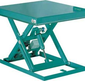1500LBS CAPACITY ELECTRIC LIGHT DUTY LIFT TABLE WITH OVERSIZED PLATFORM