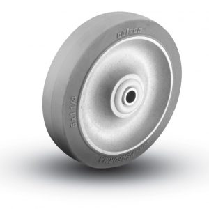 2-1/2″ THERMOPLASTIC RUBBER WHEEL WITH BALL BEARINGS