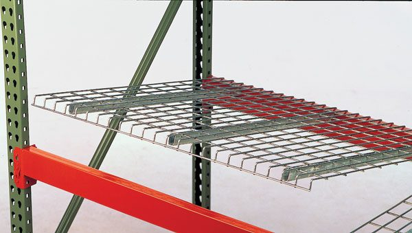 WIRE DECKING THAT MEASURES 36″D X 46″LONG