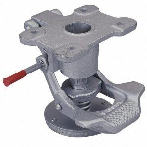 HEAVY DUTY FORGED FLOOR LOCK USED WITH A 4″ CASTER