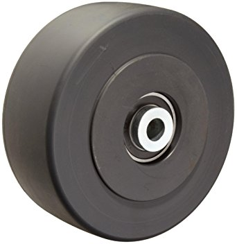 4″X2″ SOLID NYLASTRONG WHEEL WITH BALL BEARING.JPG