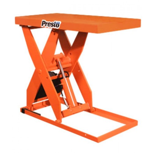6000LBS CAPACITY ELECTRIC LIFT TABLE WITH 48″ OF TRAVEL