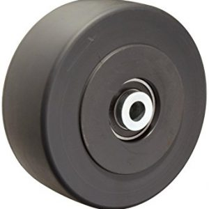 6″X3″ SOLID NYLASTRONG WHEEL WITH BALL BEARING