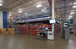 Parts & Inventory Platform Storage System